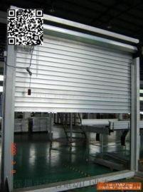 观澜不锈钢闸片原材料更换成品卷闸门批量定做安装