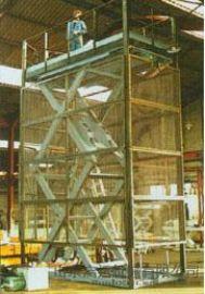 液压货物起重机固定式升降台简易升降货梯保定市求购