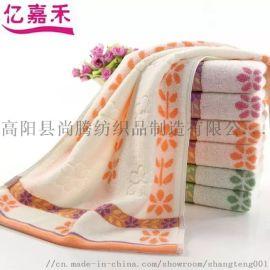 高陽廠家直銷毛巾跑江湖地攤毛巾 創意便宜純棉毛巾