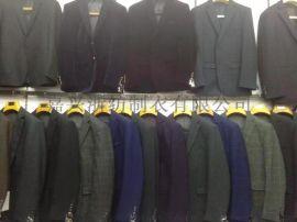 各类型的工作服西服