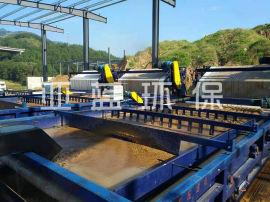 污泥脱水处理设备 洗砂泥浆脱水压滤机
