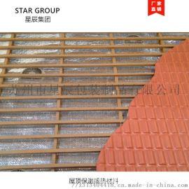 屋顶墙面铝箔气泡防潮防火保温隔热材料 保温气垫