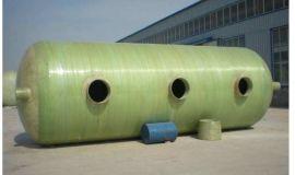 预制玻璃钢生物化粪池 化粪池 两格沉淀池不生锈