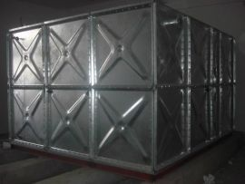 消防组合玻璃钢水箱生活玻璃钢水箱作用 不锈钢水箱