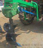栽樹多用途地鑽機   拖拉機後置挖穴機
