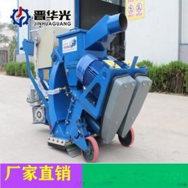 路面抛丸机移动式钢板抛丸机重庆武隆县厂家