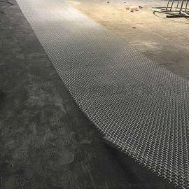 河北厂家供应耐磨煤矿用轧花网矿筛网钢丝