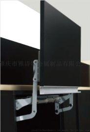 廠家直銷 雅詩特 YST-G313 櫥櫃平移氣動上翻支架