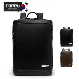韩国    TOPPU商务男士双肩包背包大学生电脑书包TP473