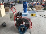大功率噴真石漆的機器200型真石漆噴塗機高效設備