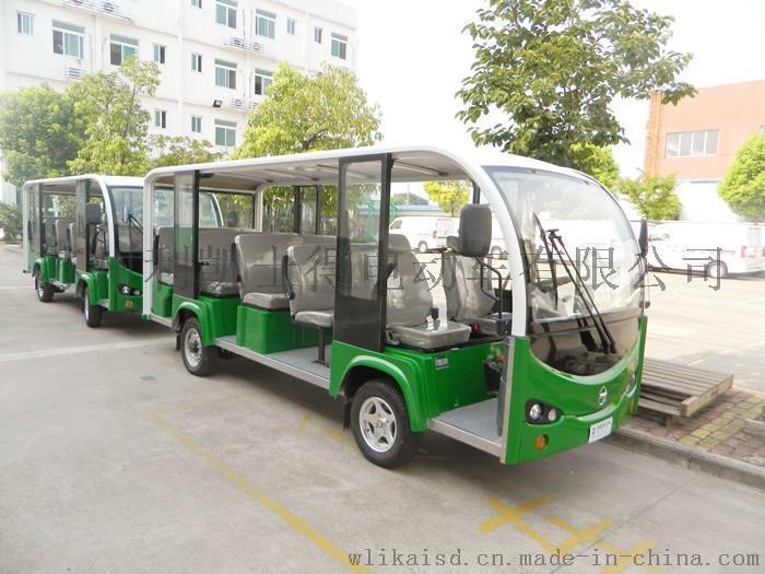 云南香格里拉八座十一座十四座观光车