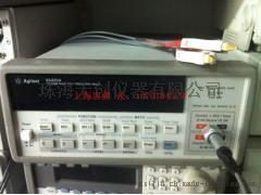 Keysight 34420A纳伏表/微欧表,珠海高精度万用表,台式数字万用表