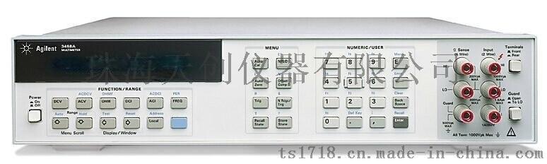 Keysight 3458A臺式數位萬用表,東莞萬用表,高精度數位萬用