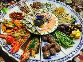 景德镇陶瓷大盆菜盘子 订做酒店装鱼大陶瓷盘