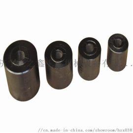 矿用锚具 单孔锚具 螺纹钢锚具
