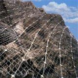 山体护坡防护网@山体防护网工程@山体落石防护网