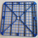 污水塔方形格栅 网格方孔填料 钢厂沉淀池专用填料