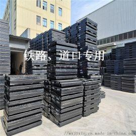 铁轨专用橡胶道口板 水泥轨枕专用橡胶道口板