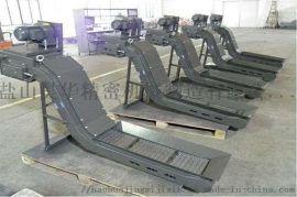数控机床伸缩不锈钢防护罩 铠甲钢板机床导轨防护罩