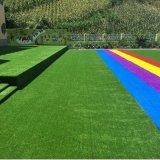 瀋陽幼兒園人造草坪地毯鋪裝