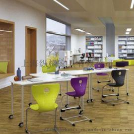 德国VS国际学校家具学生课桌椅Inspiring Learning Worlds