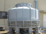 圆形逆流玻璃钢冷却塔 凉水塔 工业循环水塔