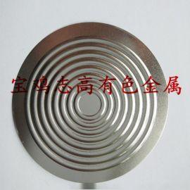 钽膜片 金属膜片规格 膜片生产厂家  高纯钽膜片