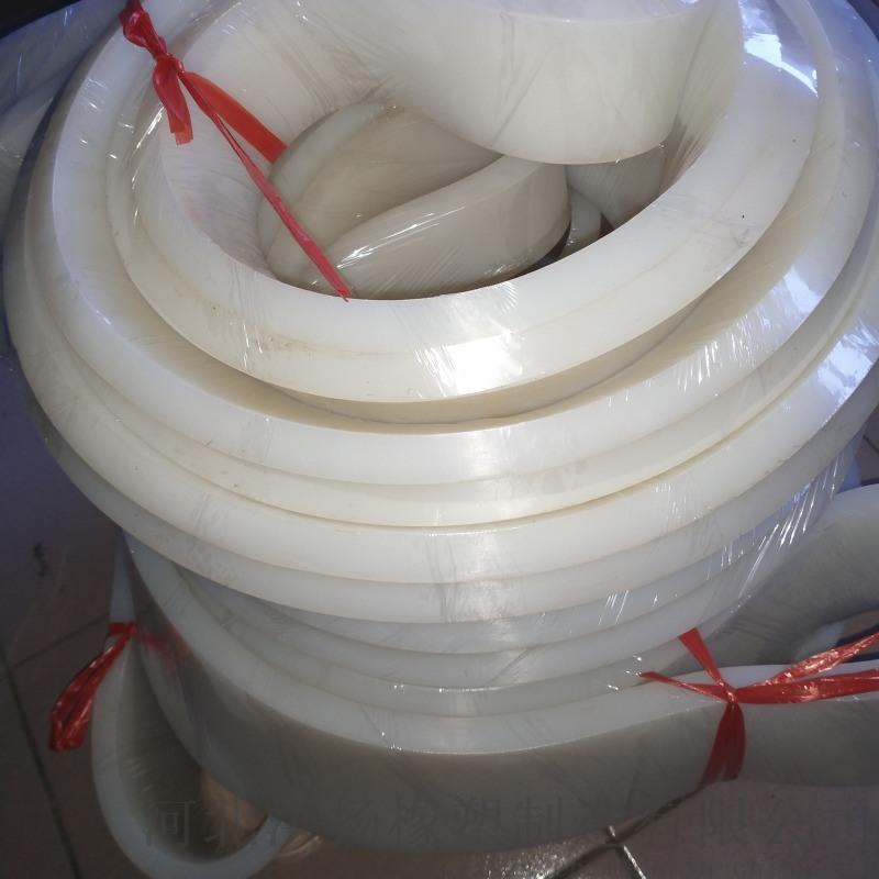 高炉炉顶放散阀密封圈 炉顶硅胶密封圈 可定制