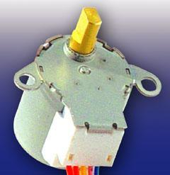 永磁式减速步进电机(20BYJ46, 24BYJ, MP20GA)
