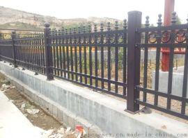 河北省厂家直销围墙护栏 工艺围墙护栏 铁艺围墙栅栏