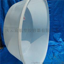 5立方敞口虾养殖塑料盆 5吨pe塑料桶