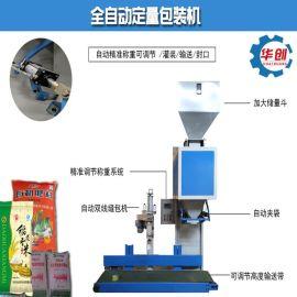 煤炭颗粒粉剂定量包装机 自动定量包装机 定量称重包装机计量