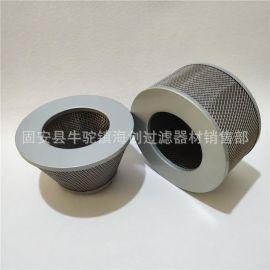 厂家直销 304不锈钢锥形折叠过滤筒   不锈钢筛网滤网 异型滤芯