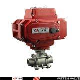德国VATTENQ41F-16P 气动球阀中德合资上海工厂 电动焊接球阀