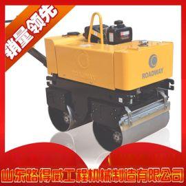 供应手扶式压路机 液压转向型 RWYL34B 山东路得威厂家直销