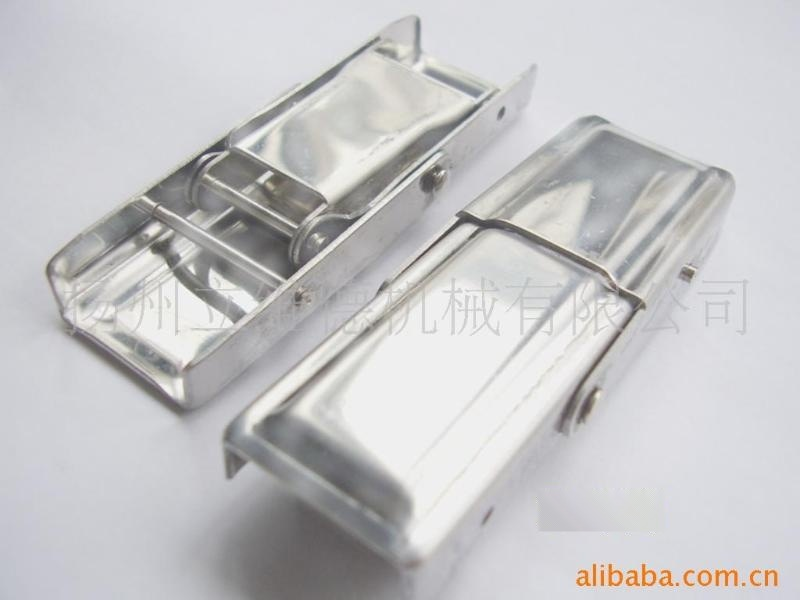 廠家供應保溫不鏽鋼卡扣、保溫不鏽鋼扎扣、保溫不鏽鋼鋼帶