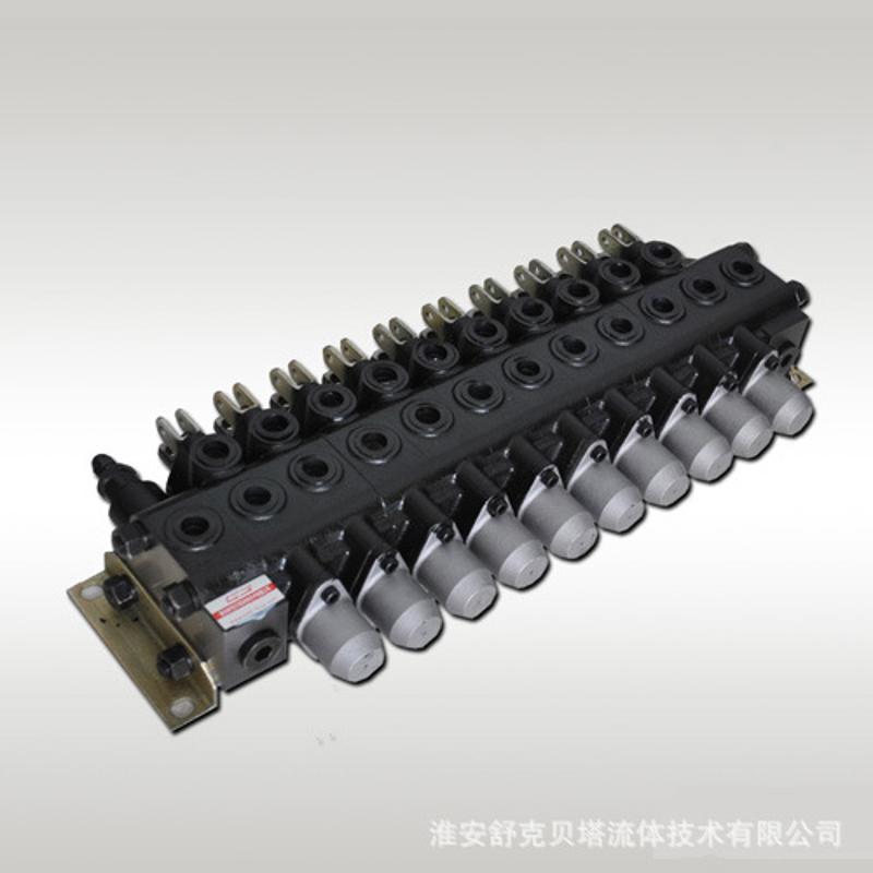 ZS-L10E-10OT手动多路换向阀