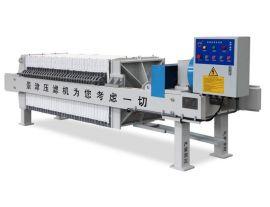 【景津】320机械式压滤机 程控自动液压厢式压滤机 板框压滤机 隔膜压滤机