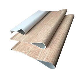 天花吊顶铝挂片装饰材料铝挂片厂家按规格定制生产