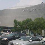 北京汽車博物館裝飾網 幕牆裝飾網 裝飾幕牆鋁板