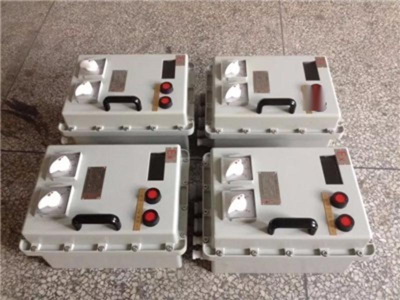 BXX52防爆电源插座箱