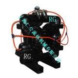 仁公铝合金粉尘气动隔膜泵RG80,RGK3311