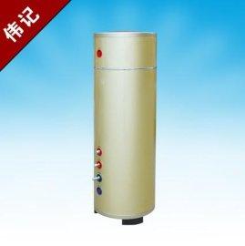 伟记空气能热泵保温水箱 彩板金色 80L-1000L