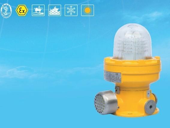防爆灯BBJ81报 器 有欧盟ATEX防爆认证防爆声光报 器CCS船检认证