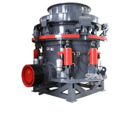 HPC系列多缸液压圆锥破碎机