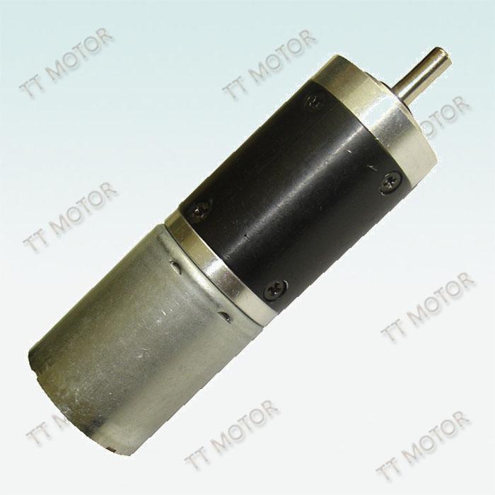 直流减速电机,24mm直流行星减速电机(GMP24-370CA)