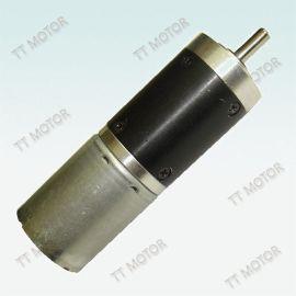 直流减速電機,24mm直流行星减速電機(GMP24-370CA)