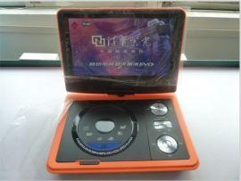 DVD厂家批发中性9寸高清移动dvd 便携式DVD/EVD
