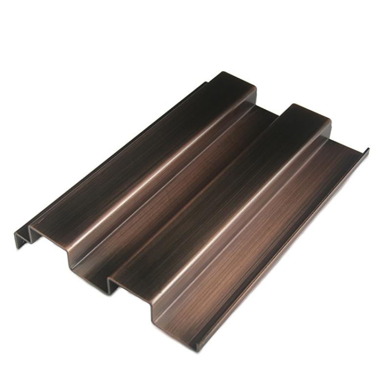 铝长城板定制生产厂家直销外墙装饰波浪凹凸铝长城板