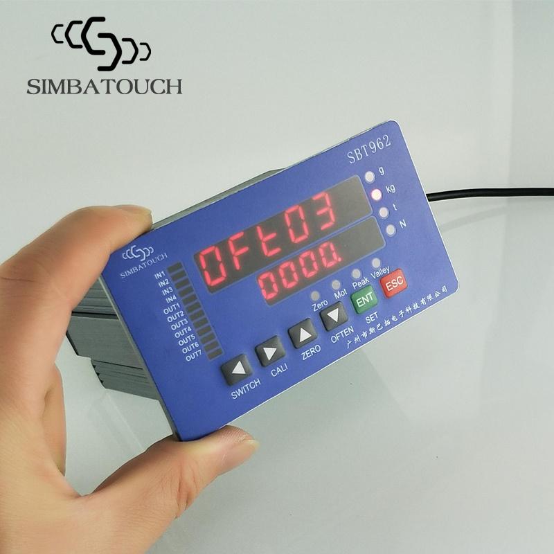 斯巴拓SBT962高精度压力传感器测力称重控制仪表